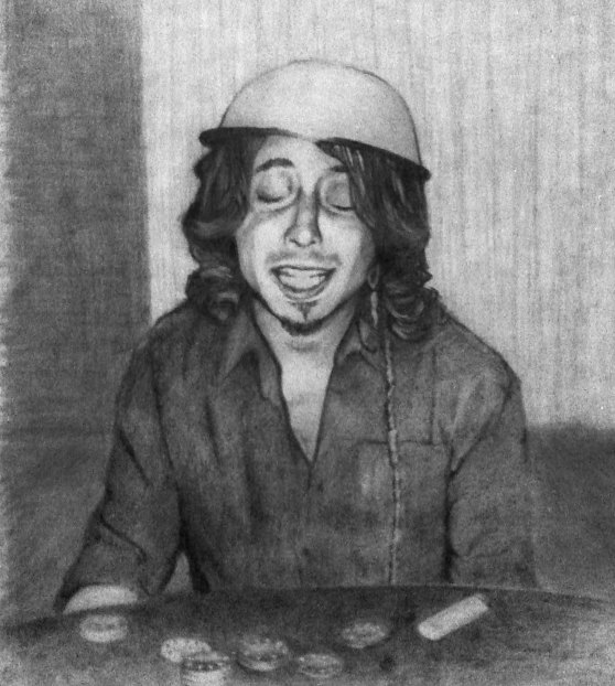 Joe's Poker Face